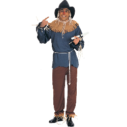 The Wizard of Oz - Scarecrow Adult Plus Costume 100-146892