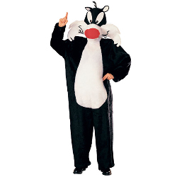 Looney Tunes Sylvester the Cat  Adult Costume 100-100077