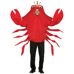 King Crab Adult Costume 100-149089