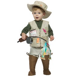 Future Fisherman Infant Costume 100-149120