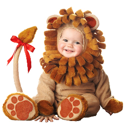 Lil' Lion Elite Collection Infant / Toddler Costume 100-151943