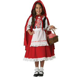 Little Red Riding Hood Elite Collection Child Costume 100-151970