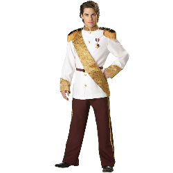 Prince Charming Elite Collection Adult Costume 100-151978