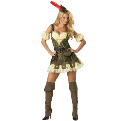 Racy Robin Hood Elite Collection Adult Costume 100-152003
