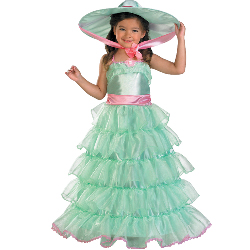 Southern Belle Toddler Costume 100-150628