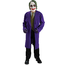 Batman Dark Knight The Joker Child Costume 100-149800