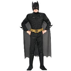 The Dark Knight Rises Deluxe Muscle Chest Child Costume 100-149803