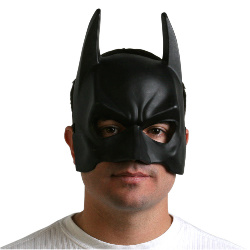BatmanThe Dark Knight Rises Adult Mask 100-149859
