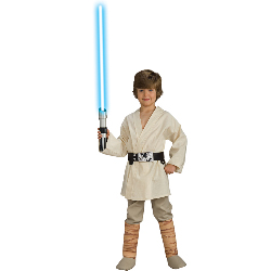 Star Wars Luke Skywalker Deluxe Child Costume 100-150043