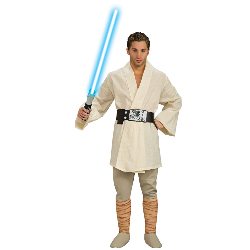Star Wars Deluxe Luke Skywalker Adult Costume 100-150068