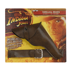 Indiana Jones - Indiana Jones Belt with Gun and Holster 100-150129