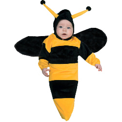 Bumble Bee Bunting Infant Costume 100-150400