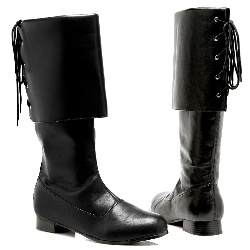 Sparrow (Black) Adult Boots 100-149399