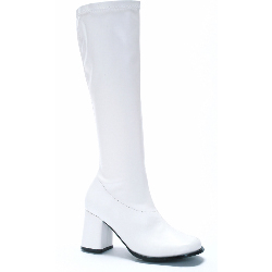 Gogo (White) Adult Boots 100-149645