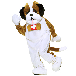 Puppy Dog Plush Economy Mascot Adult Costume 100-152351