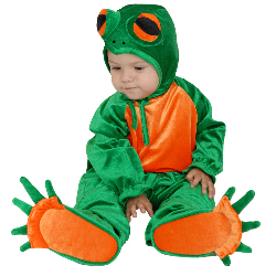 Little Frog Toddler / Child Costume 100-151319
