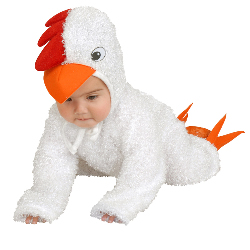 Chicken Infant Costume 100-151322