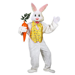 Professional Easter Bunny Adult Costume 100-154635