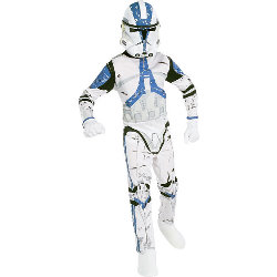 Clone Trooper Child Costume 100-155650