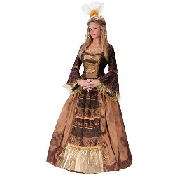 Baroness Adult Costume 100-156177
