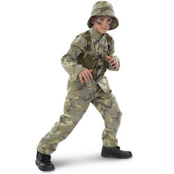 Delta Force Army Ranger Child Costume 100-156298