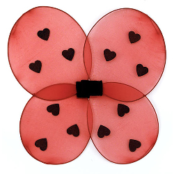 Ladybug Child Wings 100-156809