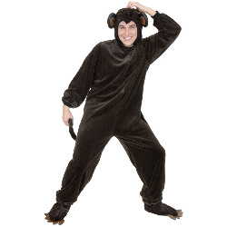 Monkey Adult Costume 100-177674