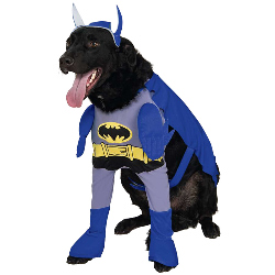 Batman Brave & Bold Batman Dog Costume 100-180110