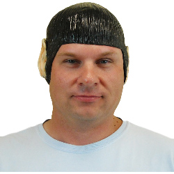 Star Trek Classic Spock Wig with Ears Adult 100-180042