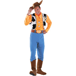 Disney Toy Story - Woody Deluxe Adult Costume 100-179070