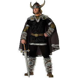 Viking Warrior Adult Costume 100-181300