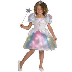 Rainbow Ballerina Toddler / Child Costume 100-185427