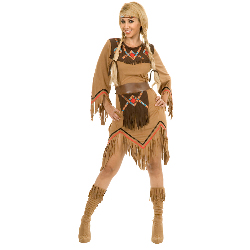 Sacajawea Indian Maiden Adult Costume 100-180569