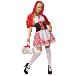 Red Riding Hood Adult Costume 100-181696