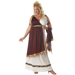 Roman Empress Adult Plus Costume 100-179041