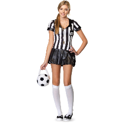 Time Out Referee Teen Costume 100-181093