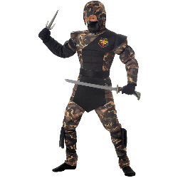 Special Ops Ninja Child Costume 100-181248