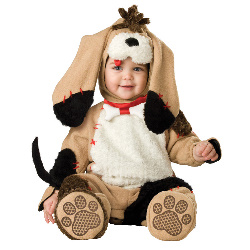 Precious Puppy Infant / Toddler Costume 100-180902