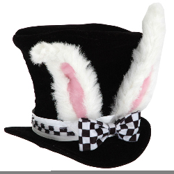 White Rabbit Child Hat 100-182067