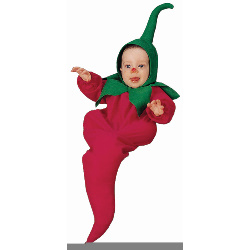Chili Pepper Bunting Infant Costume 100-181854