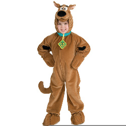 Scooby-Doo Super Deluxe Toddler / Child Costume 100-100048