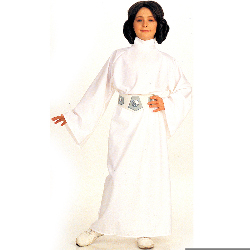 Star Wars  Princess Leia  Child Costume 100-100074