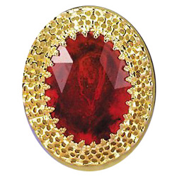 Giant Ruby Ring 100-186119