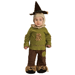 The Wizard of Oz Scarecrow Toddler Costume 100-186741