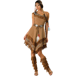 Indian Maiden Adult Costume 100-186827
