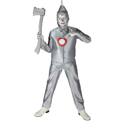 The Wizard of Oz Tinman Child Costume 100-100119
