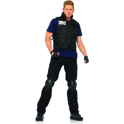 SWAT Commander Adult Costume 100-187703