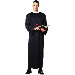 Priest Robe Adult Costume 100-188485