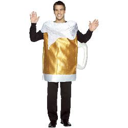 Beer Mug Adult Costume 100-188602