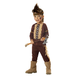 Lil' Warrior Toddler / Child Costume 100-194753